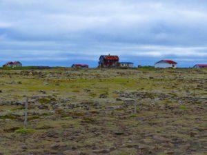 Reykjanes Halbinsel