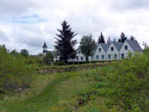 Kirche und 5-Giebel-Haus
