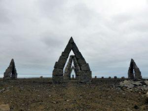 Arctic Henge Raufarhöfn