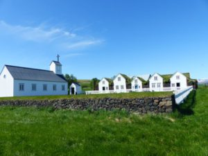 Torfgehöft Grenjaðarstaður