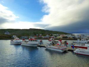 Hafen von Hólmavík