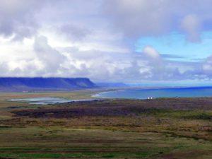 Südküste Snæfellsnes-Halbinsel